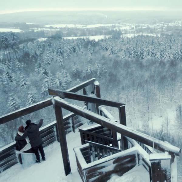 Wild Winter - Wedding Styled Shoot
