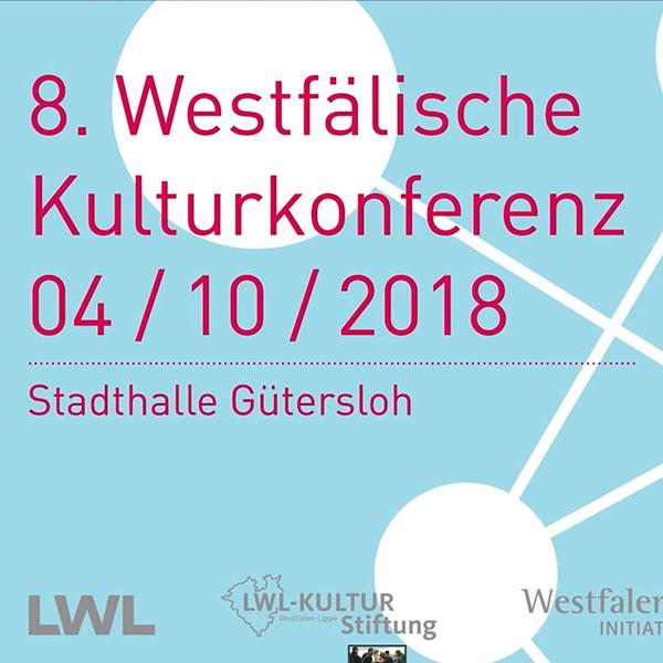 8. Westfälische Kulturkonferenz