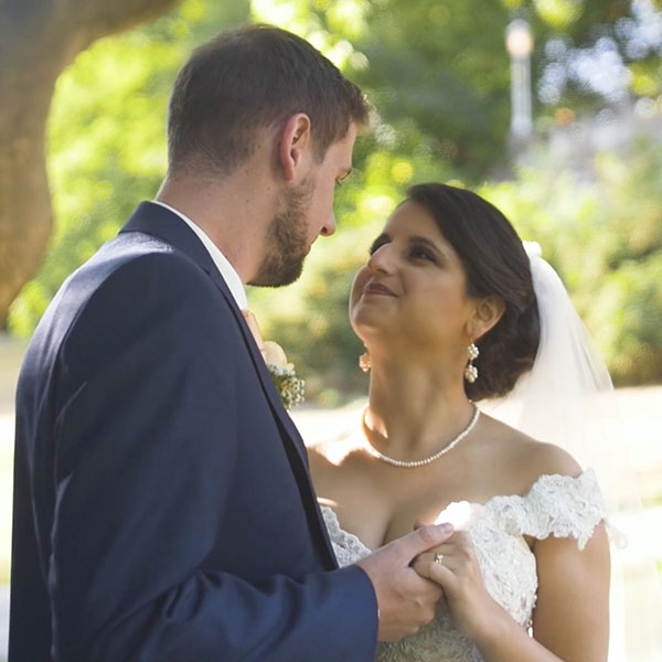 Sonja und Lars - eine afghanische Hochzeit