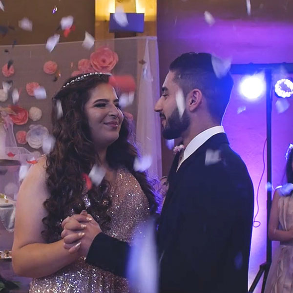 Venus & Özkan - Verlobung und Nikkah